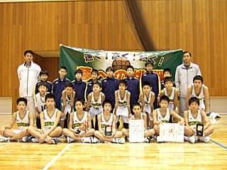 金沢泉野ミニバスケットボールクラブ