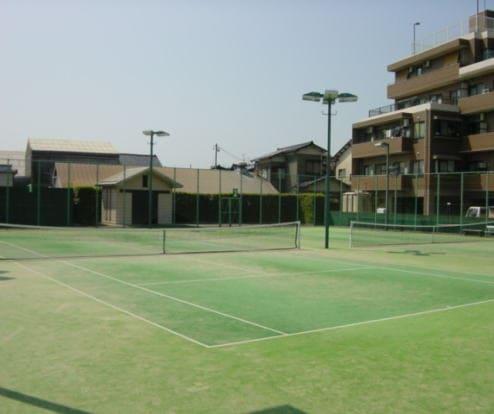 西金沢テニスコート
