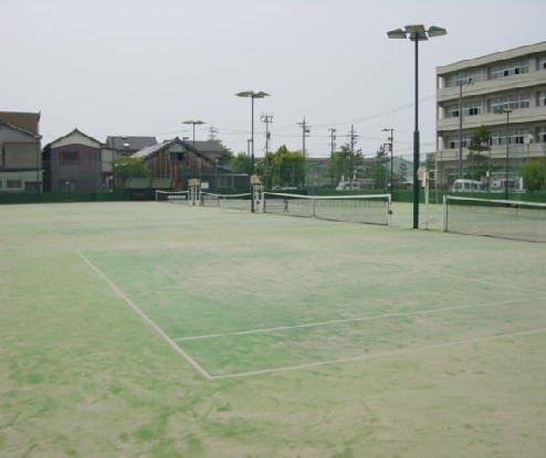 大徳テニスコート