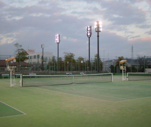 東金沢スポーツ広場 テニスコート