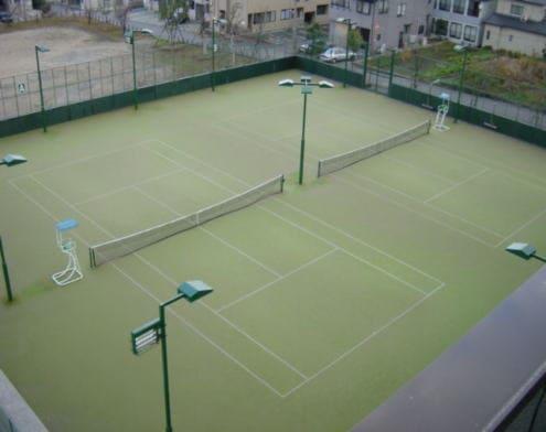 城東テニスコート