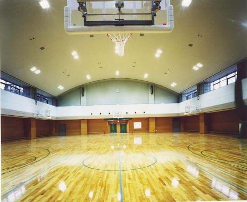鳴和台市民体育会館 競技場