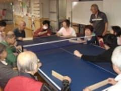 障がい者スポーツ活動支援事業