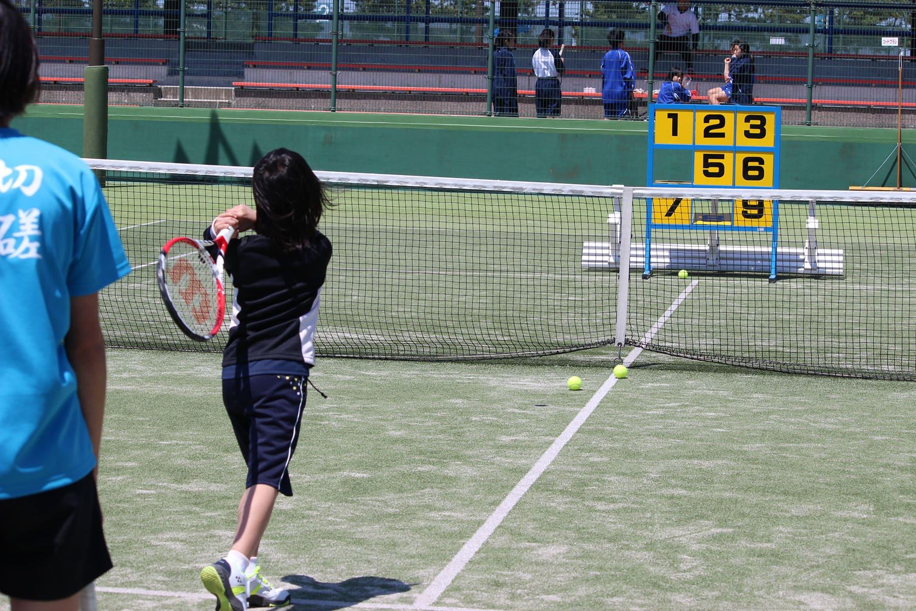 春のわくわくテニスフェスタ
