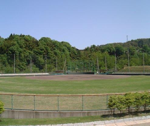 内川スポーツ広場 少年野球場