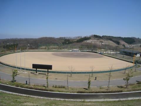 戸室スポーツ広場 少年野球場