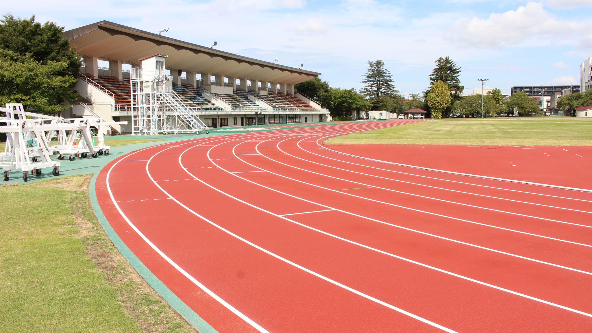金沢市営陸上競技場 – かなざわスポーツねっと
